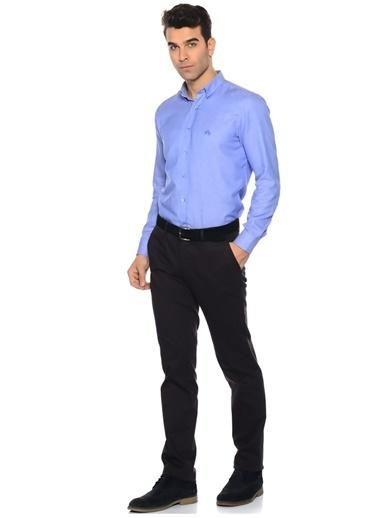 George Hogg George Hogg Siyah Klasik Pantolon Siyah